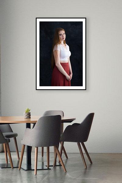 Wall Art: Framed